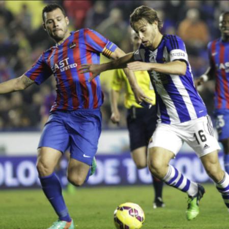Dự đoán Eibar vs Sociedad, 22h00 ngày 16/2 – Nhà Cái M88