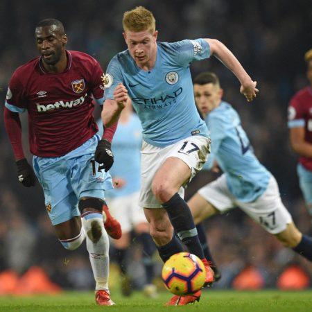 Dự đoán Manchester City vs West Ham, 02h30 ngày 20/02 – Nhà Cái 188bet