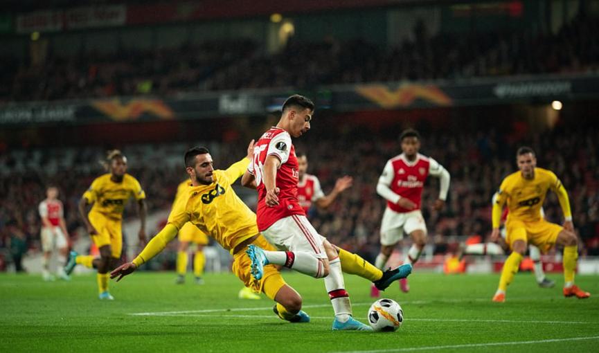 Dự đoán Standard Liege vs Arsenal, 0h55 ngày 13/12 – Nhà Cái W88