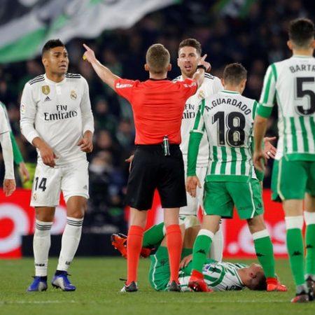 Dự đoán Betis vs Real Madrid, 03h00 ngày 9/3 – Nhà Cái M88