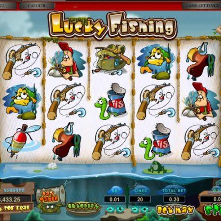 Cách chơi Lucky Fishing_Game bắn cá online đỉnh cao tại FB88