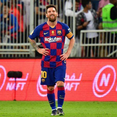 Messi không tin Barcelona sẽ vô địch Champions League 2019/20 – Nhà Cái W88