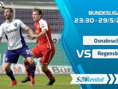 W88 Dự đoán VfL Osnabruck vs Regensburg lúc 23h30 ngày 29/5/2020
