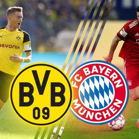 Trực tiếp Dortmund vs Bayern: Trận 'siêu kinh điển' kỳ lạ – Nhà Cái Fun88