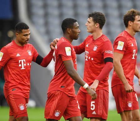 Hủy diệt Frankfurt, Bayern xây chắc ngôi đầu – Nhà Cái Fun88