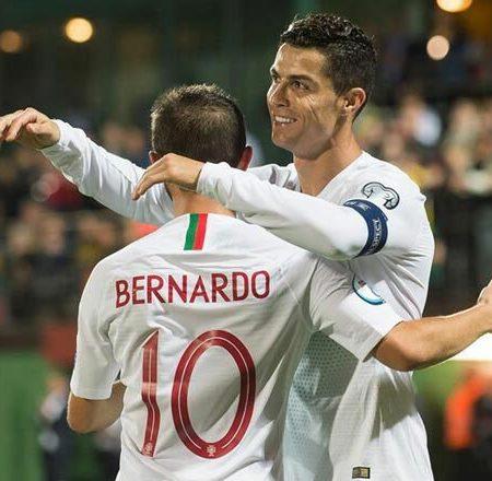Silva: 'Thay Ronaldo là việc bất khả thi' – Nhà Cái 188bet