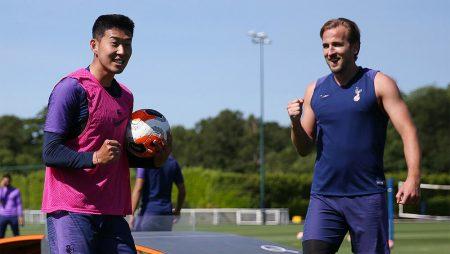 Kane: 'Tottenham cần thắng 7, 8 trận để vào top 4' – Nhà Cái 188bet