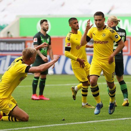 Thắng nhẹ, Dortmund áp sát Bayern Munich trong cuộc đua vô địch Bundesliga – Nhà Cái Fun88