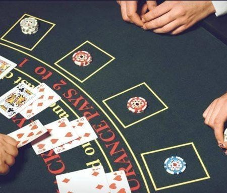 Mẹo chơi Blackjack cực hay tại Sbobet