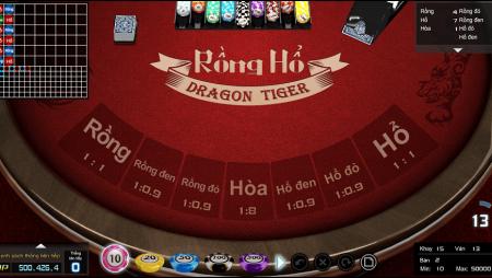 Bí quyết chơi Rồng Hổ online không làm bạn thất vọng