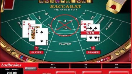 Sự khác biệt khi chơi Baccarat Online và Baccarat truyền thống