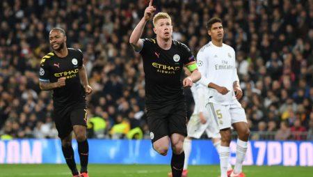 Vì Champions League, De Bruyne sẵn sàng chia tay Man City – Nhà Cái W88