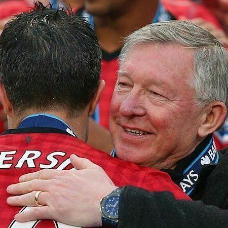 Van Persie xếp Ferguson trên tài Wenger, Van Gaal – Nhà Cái 188bet