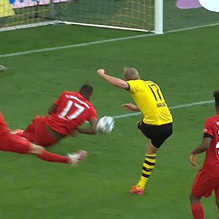 Dortmund bị cướp trắng một quả penalty trong trận thua Bayern – Nhà Cái Fun88