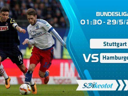 W88 Dự đoán Stuttgart vs Hamburger SV lúc 1h30 ngày 29/5/2020