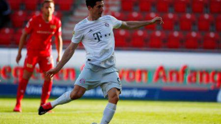 Lewandowski tỏa sáng, Bayern xây chắc ngôi đầu – Nhà Cái Fun88