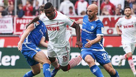 W88 Dự đoán Darmstadt vs St. Pauli lúc 18h ngày 23/5/2020