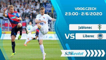 W88 Dự đoán Jablonec vs Liberec lúc 23h ngày 2/6/2020