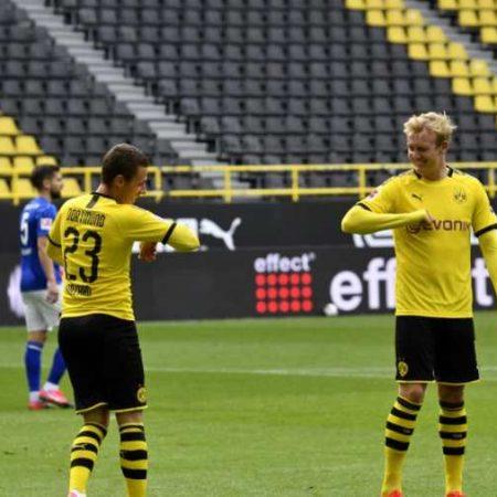 W88 Dự đoán Dortmund vs Hertha Berlin lúc 23h30 ngày 6/6/2020