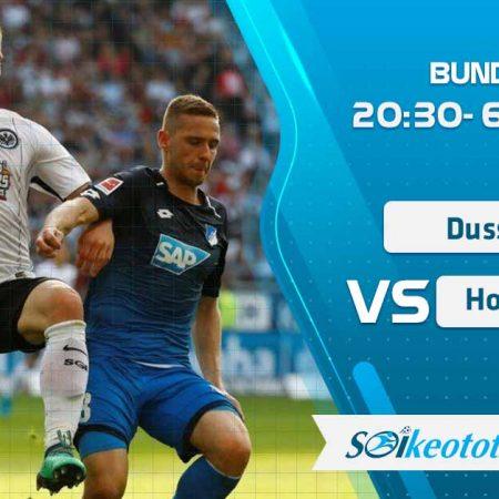 W88 Dự đoán Dusseldorf vs Hoffenheim lúc 20h30 ngày 6/6/2020