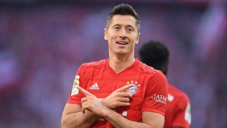BXH Vua phá lưới Bundesliga 2019/20: Lewandowski dẫn đầu – Nhà Cái Fun88