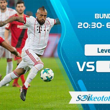 W88 Dự đoán Bayer Leverkusen vs Bayern Munich lúc 20h30 ngày 6/6/2020