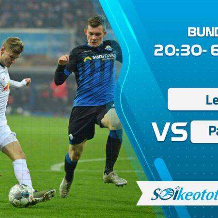 W88 Dự đoán RB Leipzig vs Paderborn lúc 20h30 ngày 6/6/2020