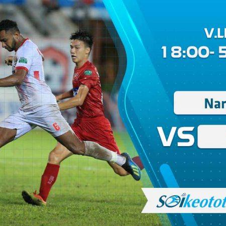 W88 Dự đoán Nam Định vs Viettel lúc 18h ngày 5/6/2020
