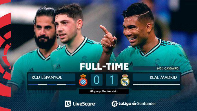 ĐIỂM NHẤN Espanyol 0-1 Real Madrid: Real Madrid bứt tốc, Barcelona sắp hết hy vọng – Nhà Cái M88