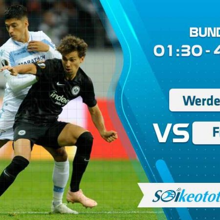 W88 Dự đoán Werder Bremen vs Eintracht Frankfurt lúc 1h30 ngày 4/6/2020