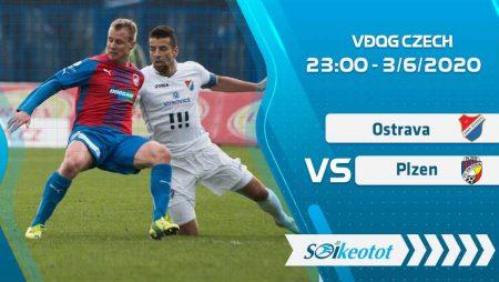 W88 Dự đoán Ostrava vs Plzen lúc 23h ngày 3/6/2020