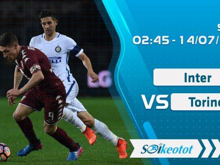 W88 Dự đoán Inter vs Torino lúc 2h45 ngày 14/7/2020