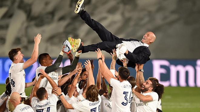 Real Madrid: Liga cậy già, Champions League cậy trẻ – Nhà Cái M88