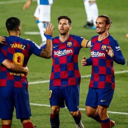 Kết quả bóng đá Tây Ban Nha 2020: Real Madrid xây chắc ngôi đầu – Nhà Cái M88