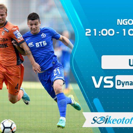 W88 Dự đoán Ural vs Dynamo Moscow lúc 21h ngày 10/8/2020
