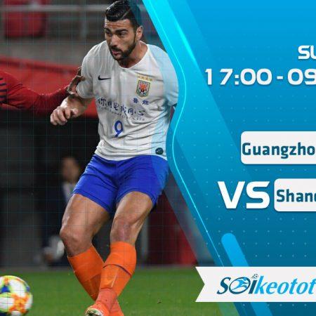 W88 Dự đoán Guangzhou R&F vs Jiangsu Suning lúc 19h ngày 9/8/2020