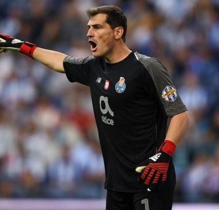 Tượng đài Iker Casillas chính thức giải nghệ ở tuổi 39 – Nhà Cái M88