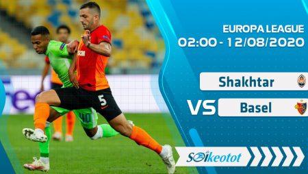 W88 Dự đoán Shakhtar Donetsk vs Basel lúc 2h ngày 12/8/2020