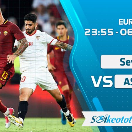 W88 Dự đoán Sevilla vs AS Roma lúc 23h55 ngày 6/8/2020