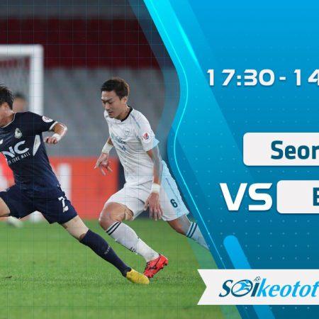 W88 Dự đoán Seongnam vs Busan lúc 17h30 ngày 14/8/2020