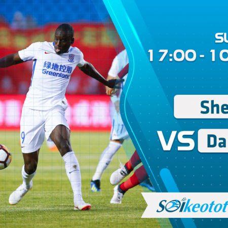 W88 Dự đoán Shanghai Shenhua vs Dalian Pro lúc 17h ngày 10/8/2020