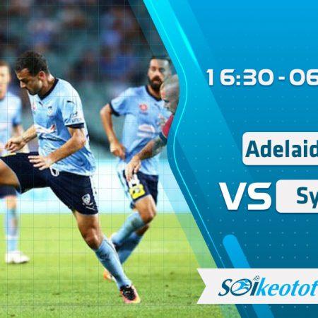 W88 Dự đoán Adelaide United vs Sydney FC lúc 16h30 ngày 6/8/2020