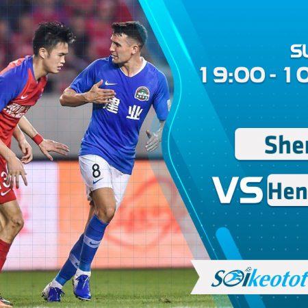 W88 Dự đoán Shenzhen vs Henan Jianye lúc 19h ngày 10/8/2020