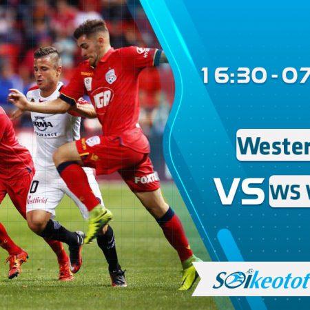 W88 Dự đoán Western United vs WS Wanderers lúc 16h30 ngày 7/8/2020