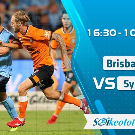 W88 Dự đoán Brisbane Roar vs Sydney FC lúc 16h30 ngày 10/8/2020