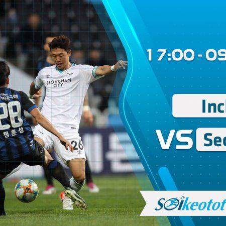 W88 Dự đoán Incheon vs Seongnam lúc 17h ngày 9/8/2020