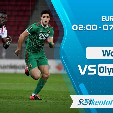 W88 Dự đoán Wolves vs Olympiacos Piraeus lúc 2h ngày 7/8/2020