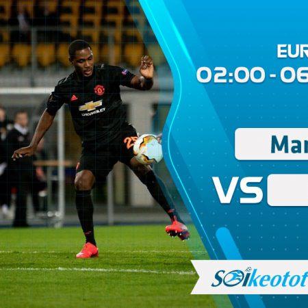 W88 Dự đoán Manchester Utd vs LASK lúc 2h ngày 6/8/2020