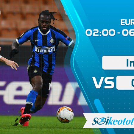 W88 Dự đoán Inter vs Getafe lúc 2h ngày 6/8/2020
