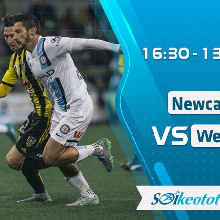 W88 Dự đoán Newcastle Jets vs Wellington Phoenix lúc 16h30 ngày 13/8/2020